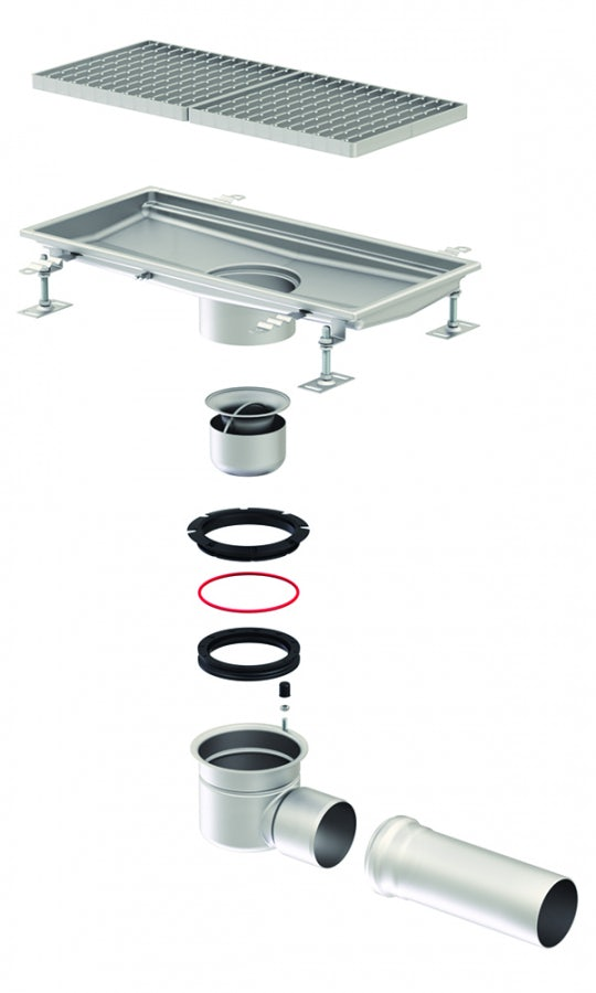 ACO Tray Channel